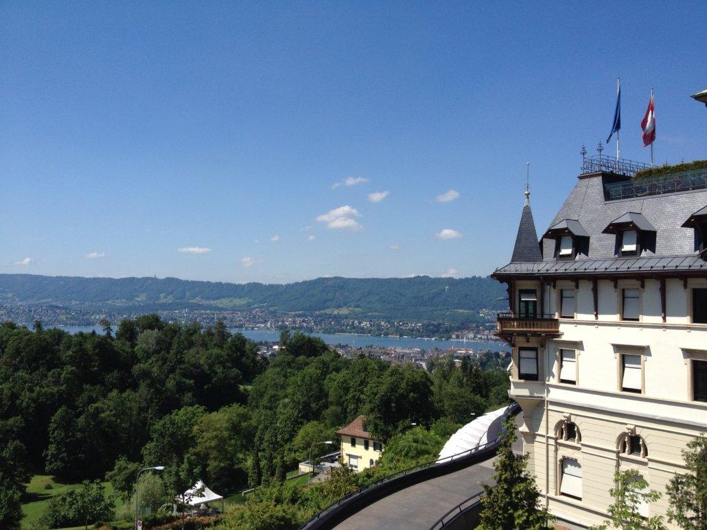 Review Of Dolder Grand Hotel Zurich Switzerland